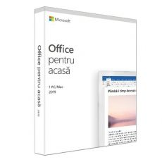 APLICATIE MICROSOFT OFFICE 2019 HOME AND STUDENT ROM RETAIL 79G-05040