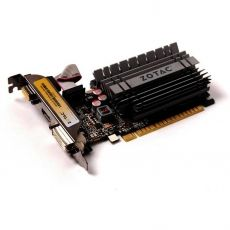 PLACA VIDEO ZOTAC GEFORCE GT 730 LOW PROFILE 2GB DDR3 ZT-71113-20L