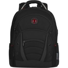 "RUCSAC LAPTOP WENGER SYNERGY DELUXE BALLISTIC 16"" BLACK 606491"
