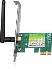 PLACA RETEA TP-LINK TL-WN781ND WIRELESS PCIE 150MBPS