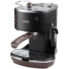 ESPRESSOR DELONGHI MANUAL VINTAGE ECOV311.BK 15 BAR 1.4L BLACK