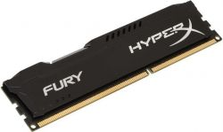MEMORIE KINGSTON DDR3 8GB 1600MHZ CL10 DIMM HYPERX FURY BLACK SERIES