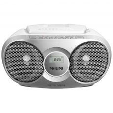 SISTEM AUDIO PHILIPS CD PLAYER SILVER AZ215S/12