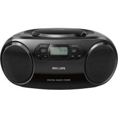SISTEM AUDIO PHILIPS CD PLAYER TUNER FM AZB500/12