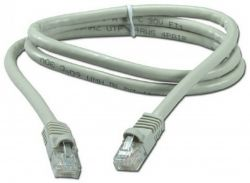 CABLU GEMBIRD UTP PATCH CORD CAT. 5E 10M PP12-10M WHITE