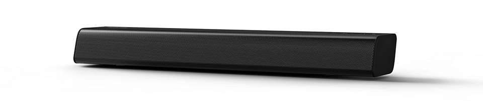 SOUNDBAR PHILIPS 30W, GOOGLE VOICE ASSISTANT, COMANDA VOCALA AI, BLACK TAPB400/10