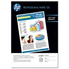 HARTIE LASER HP PROFESSIONAL GLOSSY A4 120G 250COLI CG964A