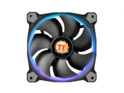 VENTILATOR THERMALTAKE RIING 12 RGB HIGH STATIC PRESSURE 120MM CL-F042-PL12SW-B