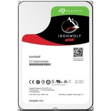 "HARD DISK SEAGATE 3.5"" 4TB IRONWOLF SATA3 5900RPM 64MB ST4000VN008"