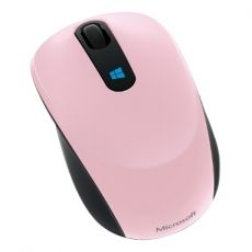 MOUSE MICROSOFT 43U-00019 SCULPT MOBILE WIRELESS PINK