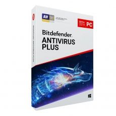 ANTIVIRUS BITDEFENDER PLUS 2019 3PC 1AN RETAIL XB11011003