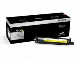 DEVELOPER UNIT YELLOW NR.700D4 70C0D40 40K ORIGINAL LEXMARK CS310N
