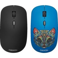 MOUSE CANYON 2.4GHZ WIRELESS OPTICAL 4 BUTOANE CND-CMSW400CT