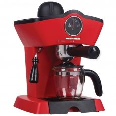 ESPRESSOR HEINNER HEM-200RD 800W 3.5BAR RED