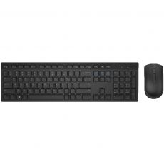 KIT DELL WIRELESS KM636 BLACK 580-ADFW