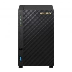 NAS ASUSTOR 2 BAY MARVEL 512MG DUAL CORE 1.6GHZ AS1002TV2