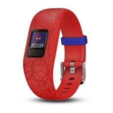 BRATARA FITNESS GARMIN VIVOFIT JR2 SPIDERMAN RED 010-01909-16