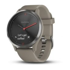 SMARTWATCH GARMIN HIBRID VIVOMOVE HR BLACK 010-01850-03