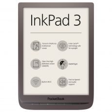 "E-BOOK READER POCKETBOOK INKPAD 3 DARK BROWN 7.8"" PB740-X-WW"