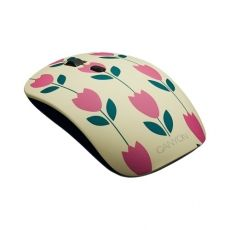 MOUSE CANYON CND-CMSW400T WIRELESS OPTICAL 4 BUTTON TULIPS