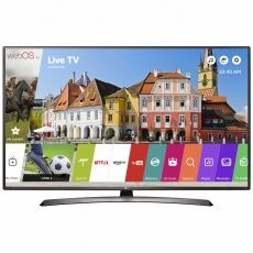 "LED TV LG 49"" 49LJ624V FULL HD SMART BLACK - RESIGILAT"