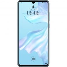 "TELEFON HUAWEI P30 DUAL SIM 128GB 6.1"" LIGHT BLUE 6GB RAM"