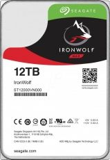 "HARD DISK SEAGATE IRONWOLF 12TB 3.5"" SATA3 7200RPM 256MB ST12000VN0008"